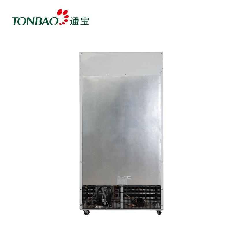 TONBAO/通宝LG4-618/828风冷立式单温展示柜啤酒饮料 茶叶保鲜柜商用(LG4-618风冷)