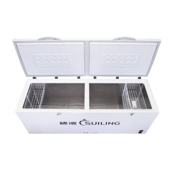 穗凌(SUILING)BD-830 830升卧式单温一室冷冻冷藏可转换冷柜/冰柜 -25℃商用急冻冰箱/冷柜【冷柜图片 冷柜价格 冷柜品牌 冷柜报价】(BD-830)